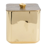 Arteriors Home Marcel Ice Bucket DJ2008 in Yellow-Brass