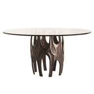 Arteriors Home Naomi Dining Table 4051-60 - Aluminum