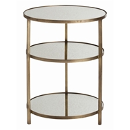 Arteriors Home Percy End Table 2032 - Iron