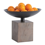 Arteriors Home Templeton Centerpiece 4191 Gray - Wood