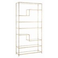 Arteriors Home Worchester Bookshelf 6817 - Iron