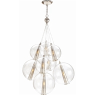 Arteriors Lighting Caviar Adjustable Large Cluster