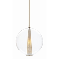 Arteriors Lighting Caviar Adjustable Large Pendant DK49913 - Glass