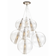 Arteriors Lighting Caviar Fixed Large Cluster DK89900 - Glass