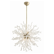 Arteriors Lighting Diallo Large Chandelier 89992 - Resin