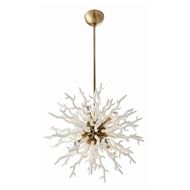 Arteriors Lighting Diallo Small Chandelier
