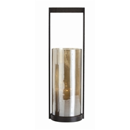 Arteriors Lighting Egan Large Hurricane 2635 Gray - Iron