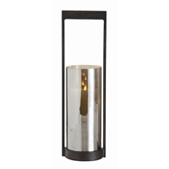 Arteriors Lighting Egan Small Hurricane 2634 Gray - Iron