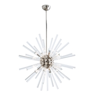 Arteriors Lighting Hanley Large Chandelier 89013 - Glass