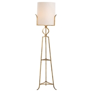 Arteriors Lighting Hendrik Floor Lamp 74131-426 - Iron
