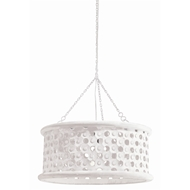 Arteriors Lighting Jarrod Small Pendant 86719 - Wood