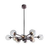 Arteriors Lighting Karrington Chandelier 89017 - Steel