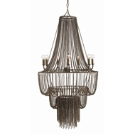 Arteriors Lighting Maxim Chandelier 89414 - Iron