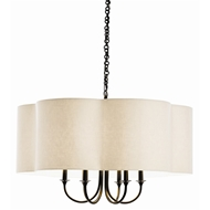 Arteriors Lighting Rittenhouse Large Chandelier