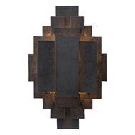 Arteriors Lighting Trinidad Sconce 44325 - Iron