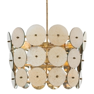 Arteriors Lighting Vanity Pendant DK46027 in Yellow-Iron