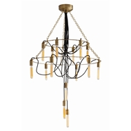Arteriors Lighting Winston Fixed Chandelier