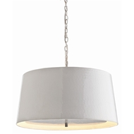 Arteriors Lighting Ziggy Pendant 46806 - Iron