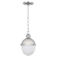 Regina Andrew Lighting Otis Pendant Small - Polished Nickel
