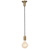 Regina Andrew Lighting Fillmore Pendant - Natural Brass