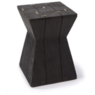 Regina Andrew Home Thomas Stool - Ebony
