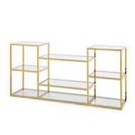 Regina Andrew Home Astoria Console - Gold
