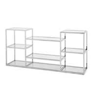 Regina Andrew Home Astoria Console - Polished Nickel