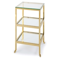 Regina Andrew Home Alister Side Table - Gold