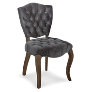 Regina Andrew Home Beatrix Dining Chair - Charcoal 32-1028CHAR