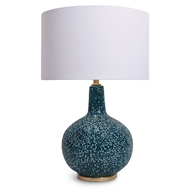 Regina Andrew Lighting Blue Moon II Ceramic Table Lamp 13-1226