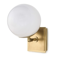 Regina Andrew Lighting Bodie Sconce - Natural Brass 15-1070NB