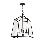 Regina Andrew Lighting Cachet Lantern - Oil Rubbed Bronze