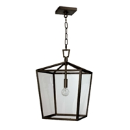Regina Andrew Lighting Camden Lantern Small - Oil Rubbed Bronze
