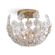 Regina Andrew Lighting Charlotte Semi Flush Mount