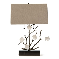 Regina Andrew Lighting Cherise Horizontal Table Lamp - Oil Rubbed Bronze 13-1330ORB