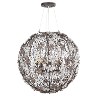 Regina Andrew Lighting Cheshire Chandelier Large - Oil Rubbed Bronze 16-1173ORB