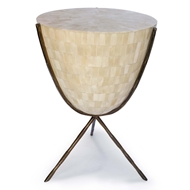 Regina Andrew Home Coco Natural Bone Table