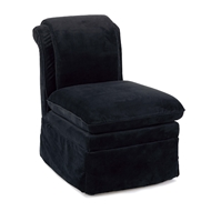 Regina Andrew Home Coste Chair - Midnight Velvet