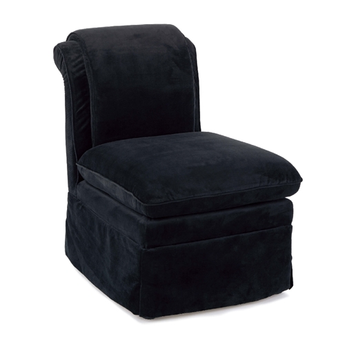 Regina Andrew Home Coste Chair - Midnight Velvet 32-1050