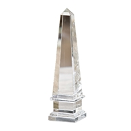 Regina Andrew Home Crystal Obelisk Small