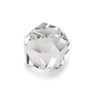 Regina Andrew Home Crystal Octahedrons Small
