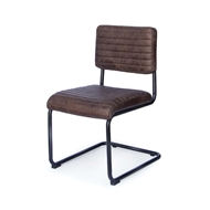 Regina Andrew Home Dylan Dining Chair - Set of 2 - Distressed Whiskey