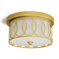 Regina Andrew Lighting Fusion Flush Mount - Gold Leaf