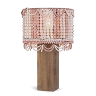 Regina Andrew Lighting Malibu Table Lamp - Weathered Pink 13-1203PNK