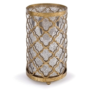 Regina Andrew Home Mosaic Hurricane Large - Gold