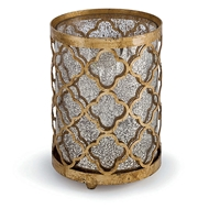 Regina Andrew Home Mosaic Hurricane Small - Gold
