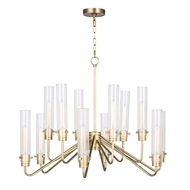 Regina Andrew Lighting Neo Chandelier Large - Natural Brass 16-1143NB