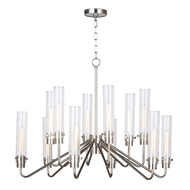 Regina Andrew Lighting Neo Chandelier Large - Polished Nickel 16-1143PN