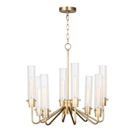 Regina Andrew Lighting Neo Chandelier Small - Natural Brass 16-1150NB