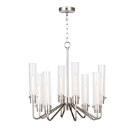 Regina Andrew Lighting Neo Chandelier Small - Polished Nickel 16-1150PN